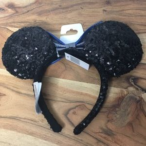 Disney Accessories - Disney Park Minnie Sequin Mouse Ears